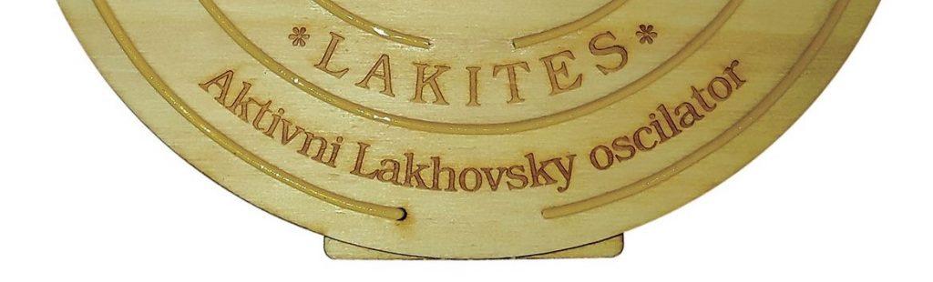 Zapper frekvence original Lakites večvalovni oscilator dr. Lakhovsky