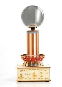 Tesla Zaper Geo - Teslov generator - Baterijska Teslova fontana