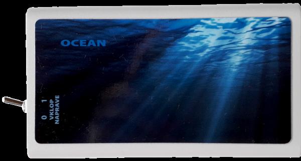 DELTA OCEAN za frekvenčno vibracijsko oceansko terapijo