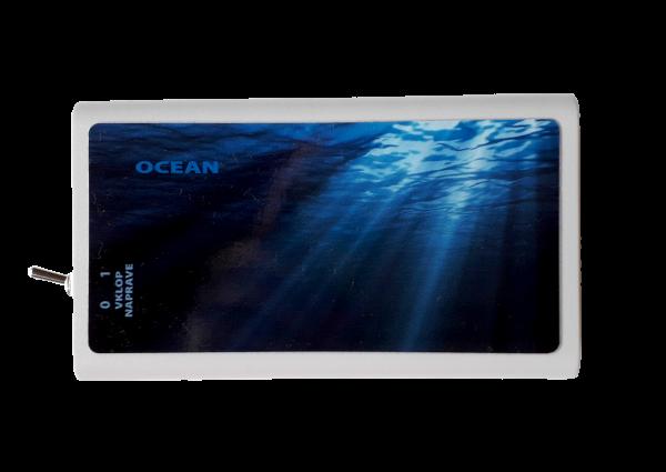 DELTA OCEAN za oceansko DELTA frekvenčno terapijo