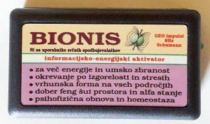 DMG Gold, geo impulzi BIONIS za biorazpolozljivost