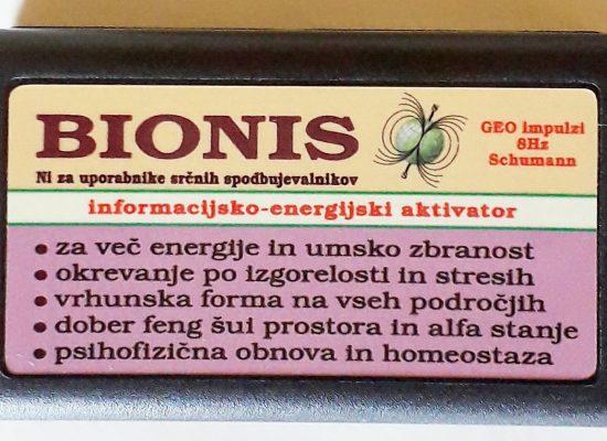 Geo oimpulzi BIONIS izboljsajo biorazpolozljivost