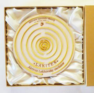 Vibracije in zelisca, Zaper Zaperino terapija in Lakites vecvalovni oscilator dr. Lakhovsky