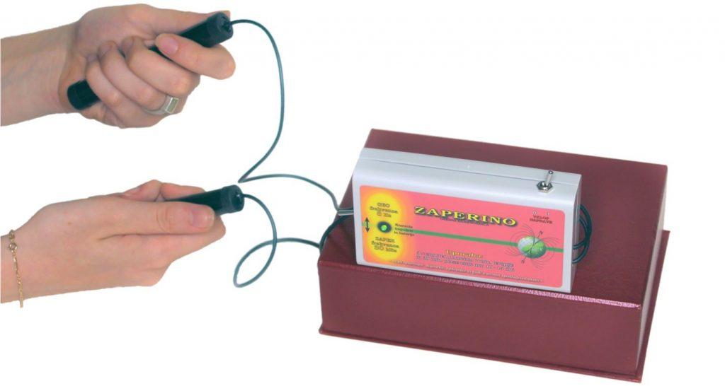 zapper frekvence profesional dr. Clark original Zaper Zaperino za uničevanje parazitov