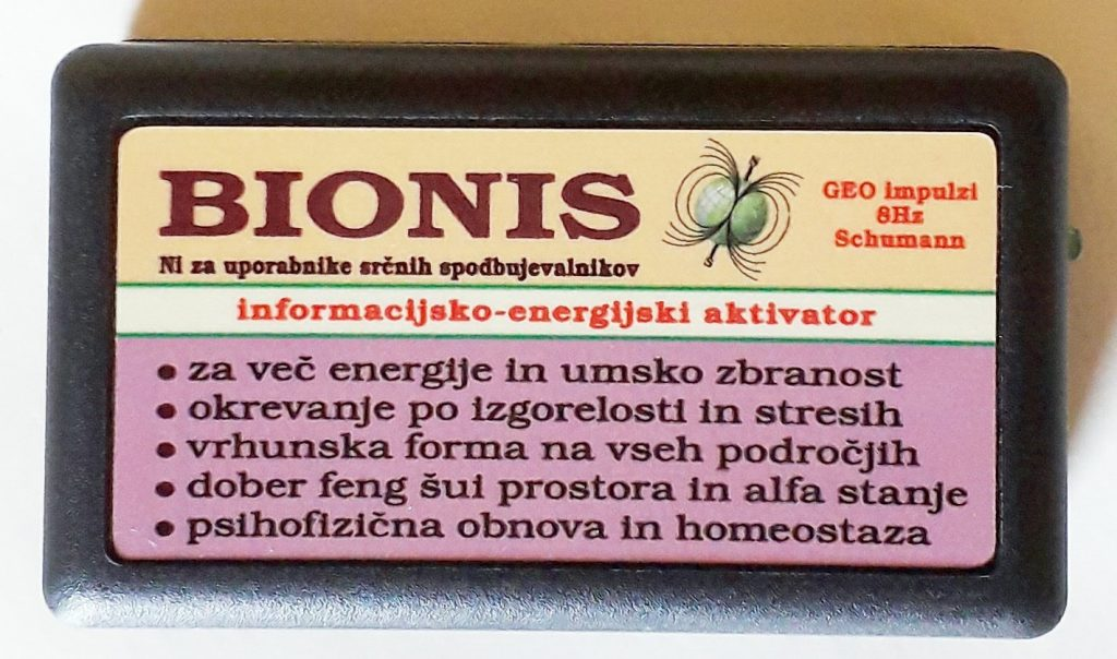 Glutation - Tesla in Schumann - Bionis je vir geo impulzov