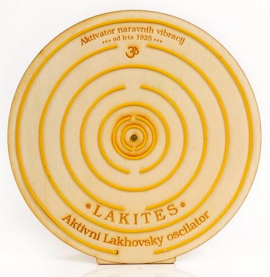Glutation in LAKITES večvalovni oscilator po dr. Lakhovskem