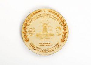 Glutation in Teslov generator - Teslov medaljon