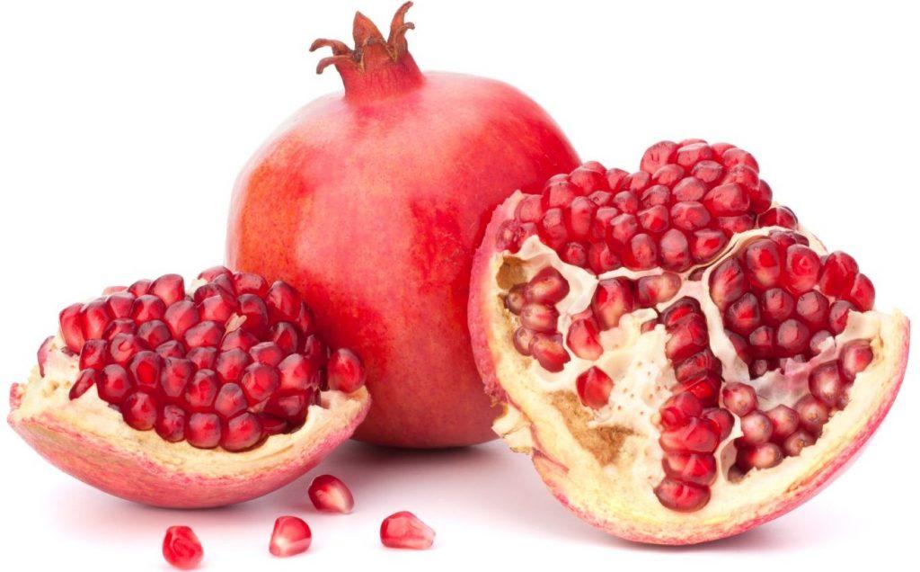 hemoglobin se izboljša z granatnim jabolkom, geo impulzi Bionis in Zapper zaper Zaperino frekvencami