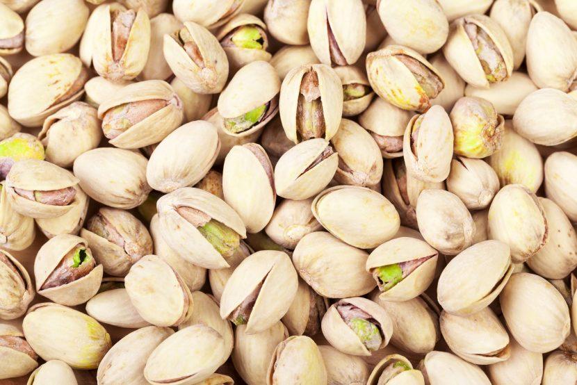 Biokatalizatorji so naravni minerali v pistacijah - Zapper Zaper Zaperino terapija