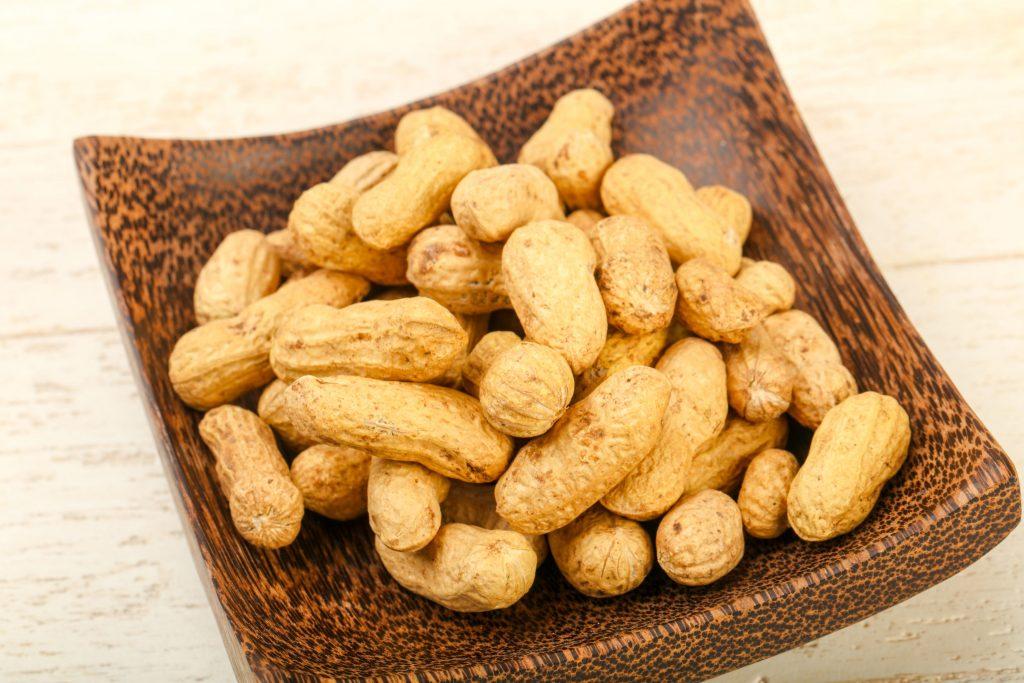 Nepraženi arašidi z organskimi minerali in Tesla Zaper Geo terapija
