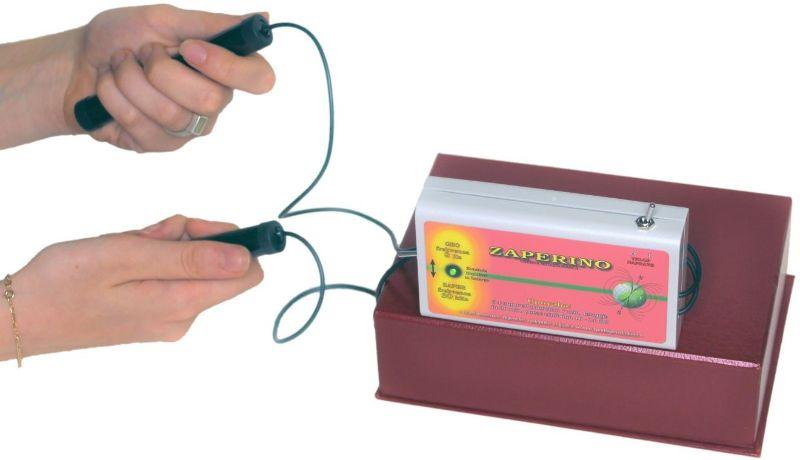 Zapper Zaper Zaperino frekvence za uničevanje po zročiteljev klopnih bolezni