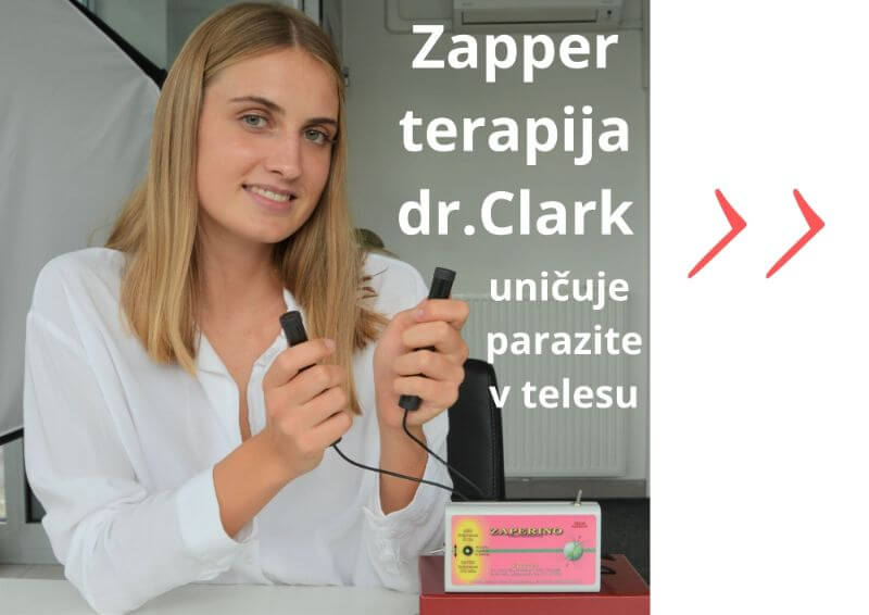 Zapper Zaper Zaperino dr. Clark ALKIVITA
